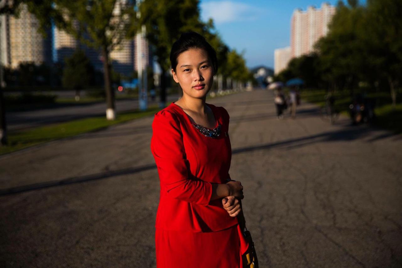 Pyongyang-north korea - 2015