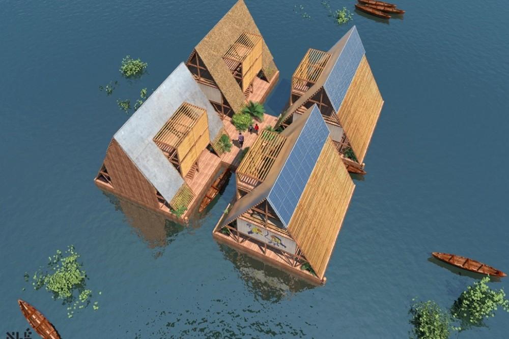 ecole flottante de Makoko - adeyami-1
