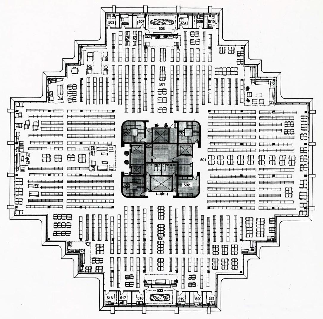 6th_Floor_Plan-geisel library