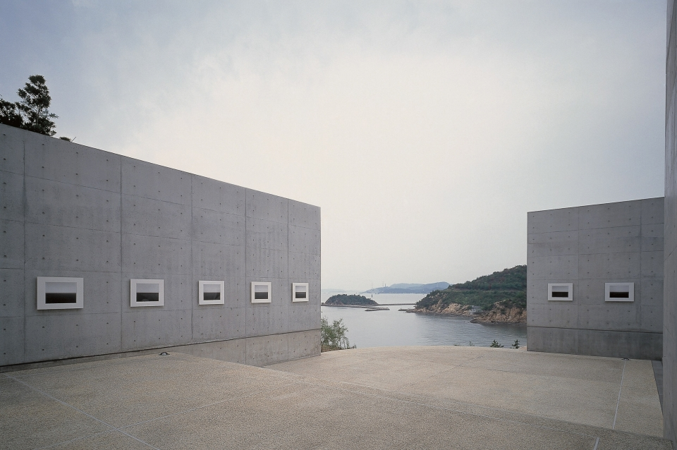 naoshima - benesse museum