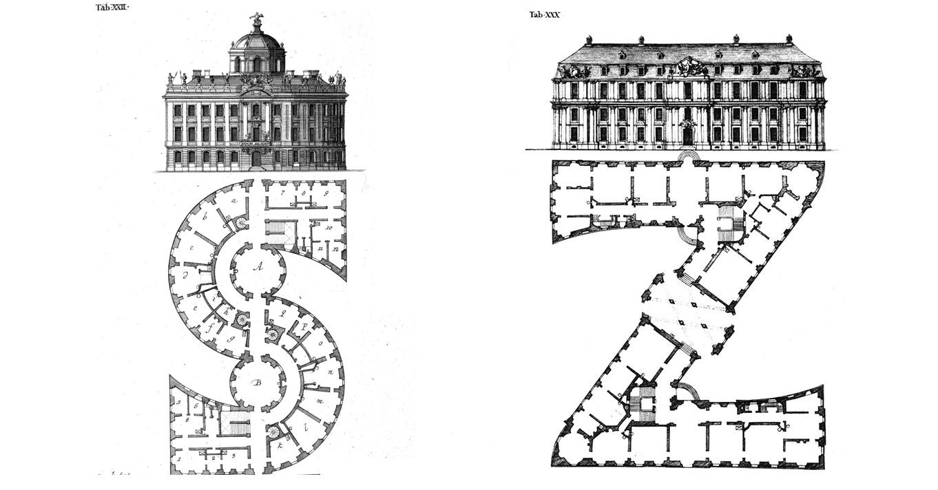 Architectural-alphabet-Johann-David-Steingruber-1773-S-Z