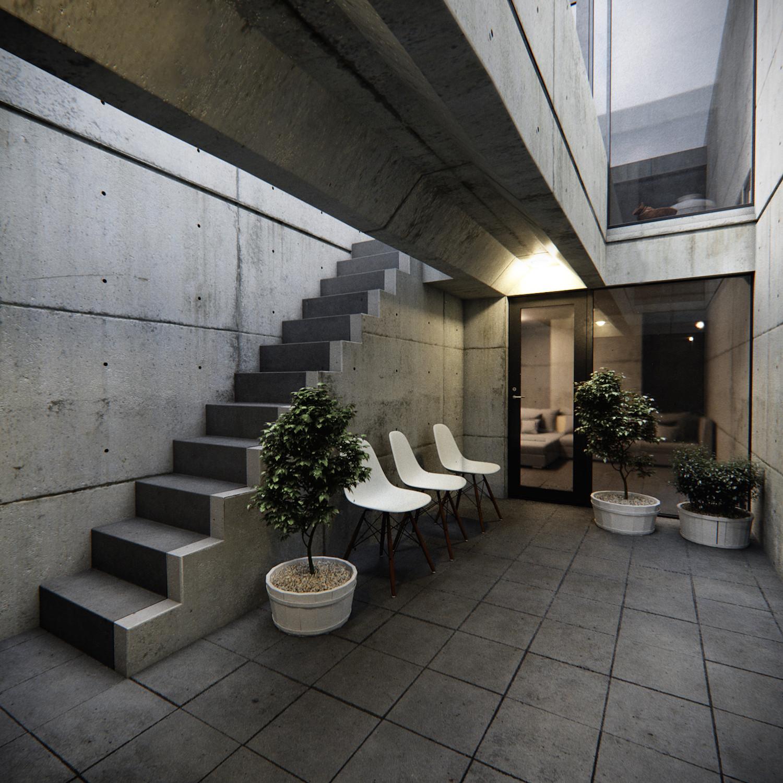 Tadao ando l 39 architecte du beton et de la lumi re - La maison wicklow hills par odos architects ...