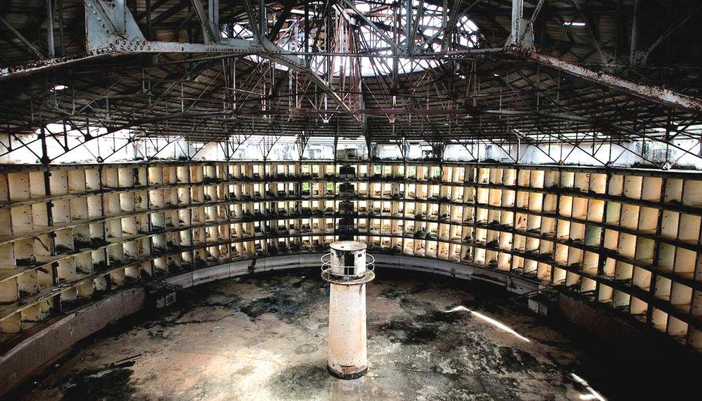 prison panoptique
