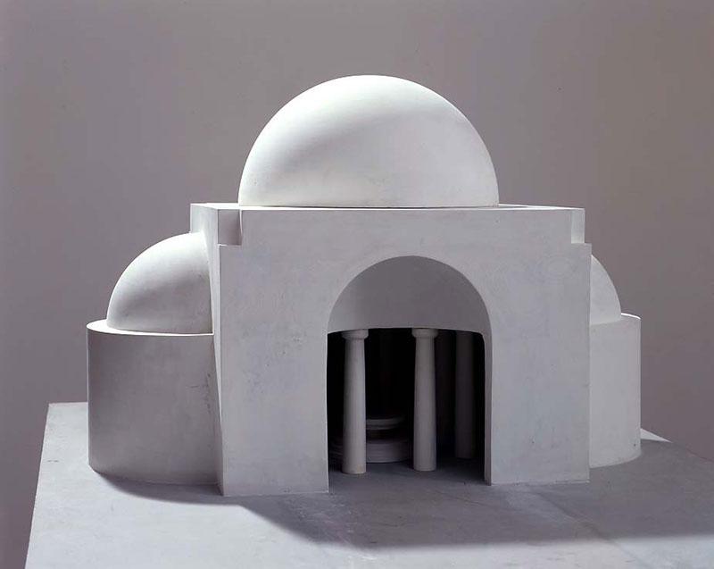 maquette architecture - turrell
