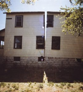 maison coupée matta clark