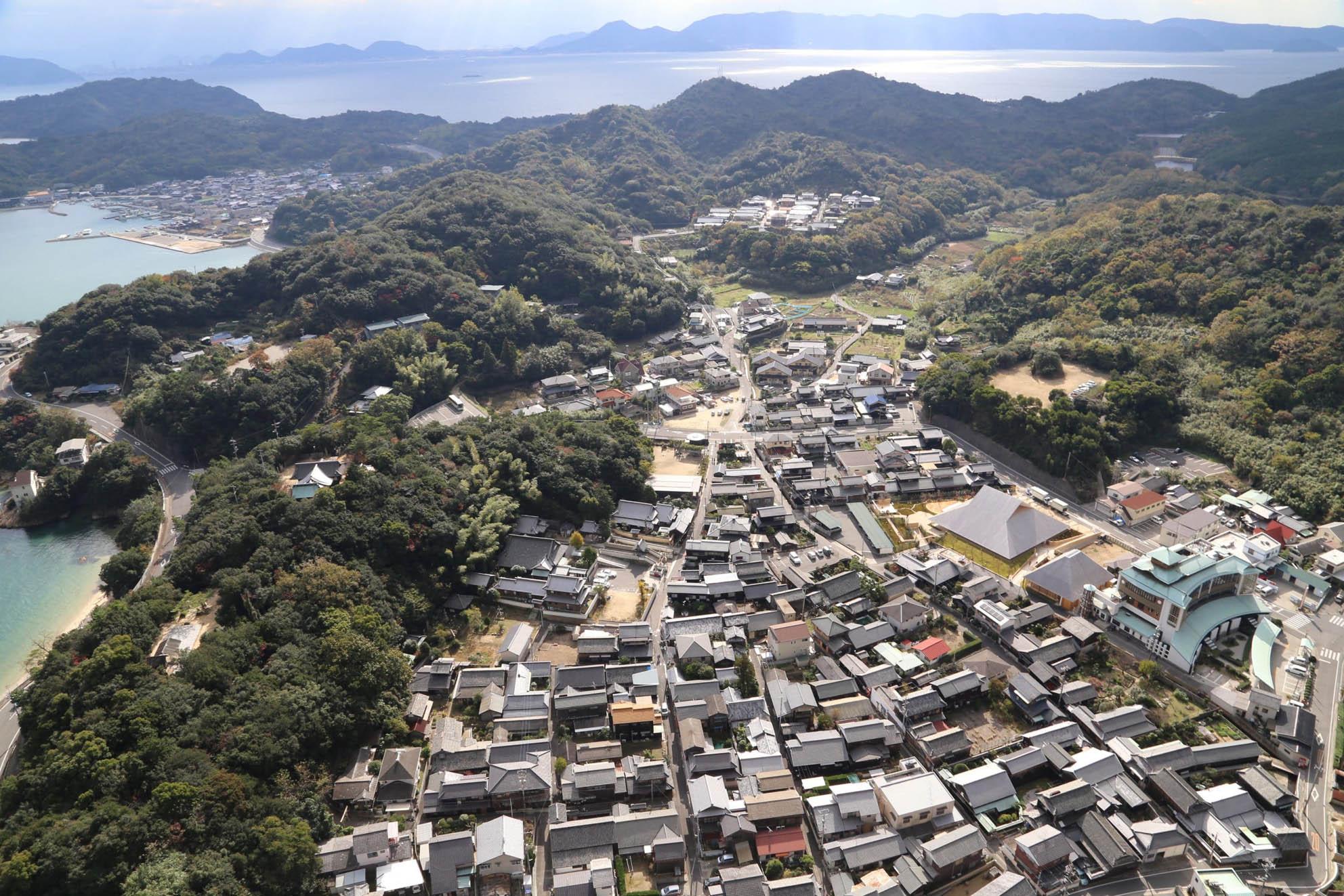 naoshima ville
