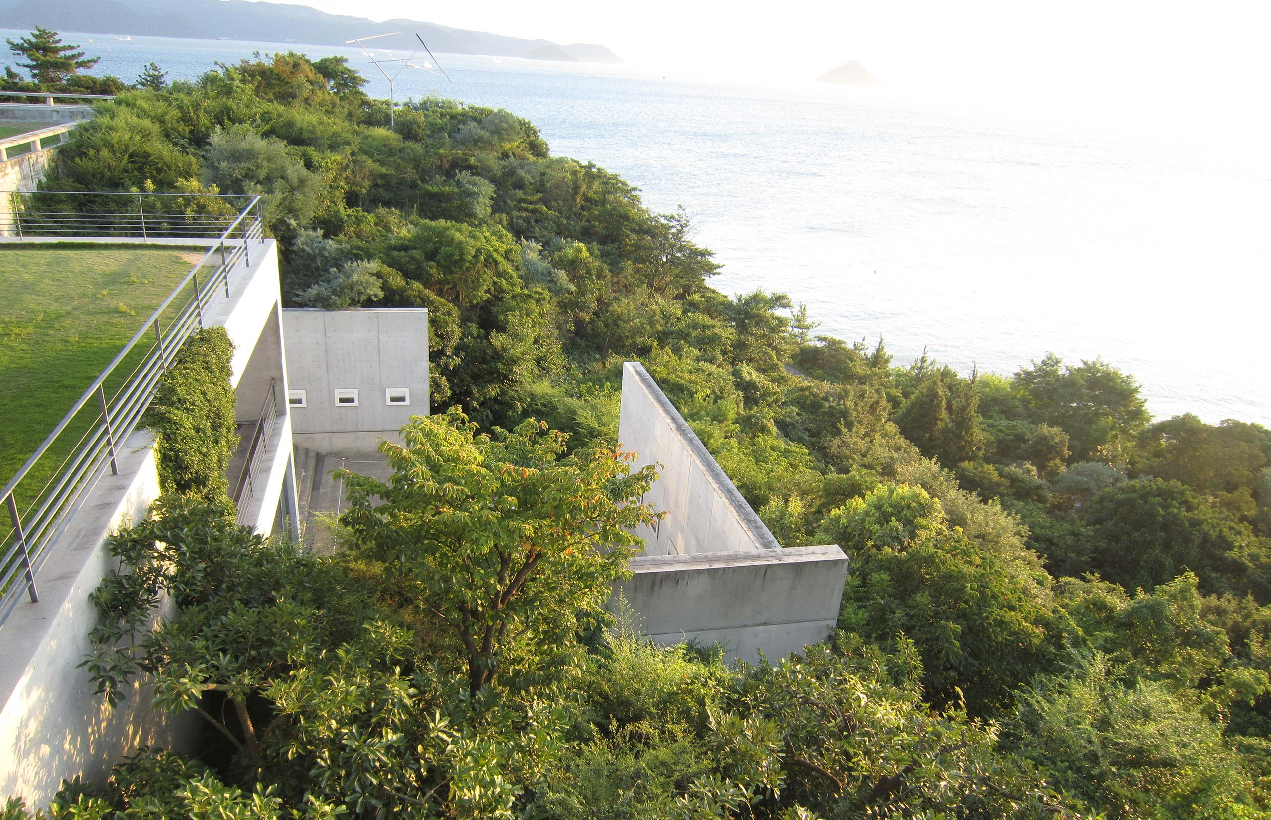 naoshima chichu architecture