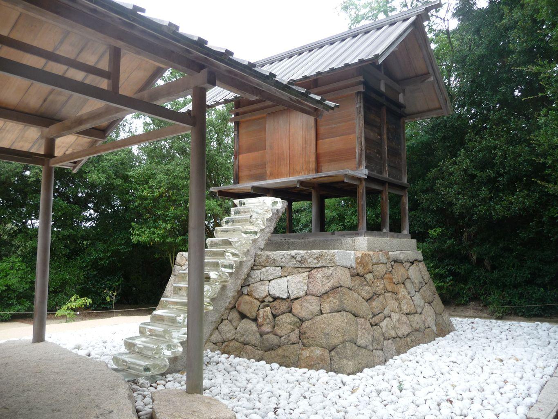 naoshima - oeuvres d'art