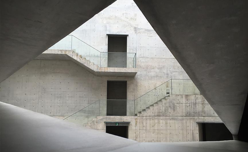 Le chichu art museum l 39 architecture sans fa ade - Architecte japonais tadao ando lartiste autodidacte ...