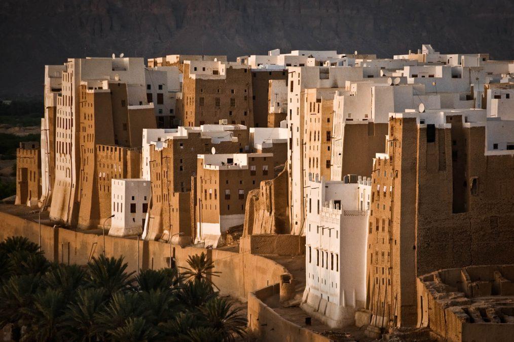 immeubles yemen