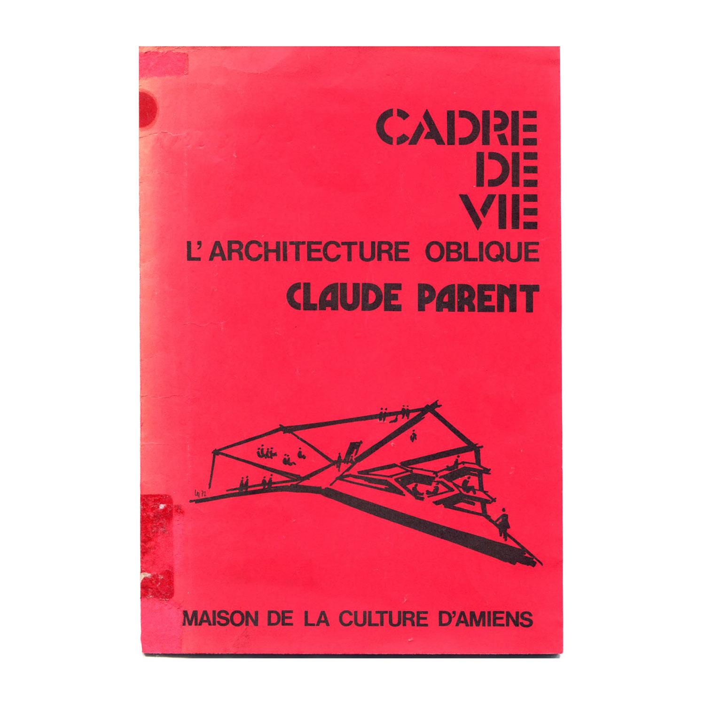 architecture oblique - livre