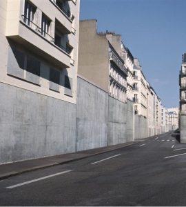 paris - rues vides