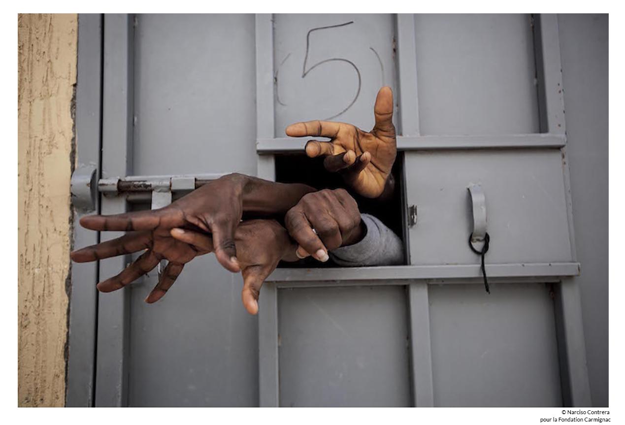 trafic humains libye
