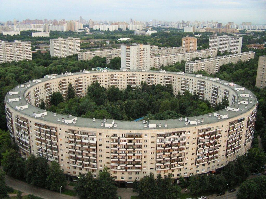 logements cercles moscou